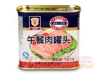 340g午餐肉