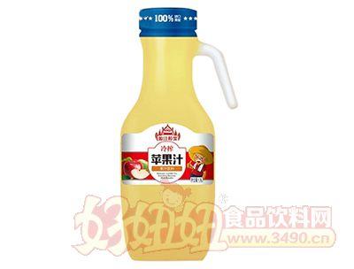 源汁醇浆冷榨苹果汁1.5L