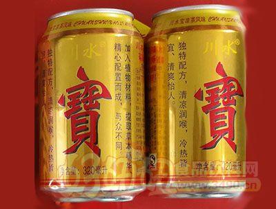 商河到北京多�_川水寳凉茶碳酸饮料320ml24罐箱