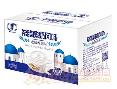 旺仔希腊酸奶风味发酵乳饮料300mlx15瓶