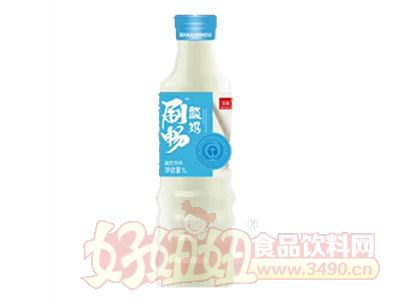 上首刷畅酸奶饮料1l