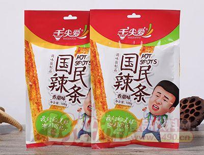 舌尖爱国民辣条香甜味108g
