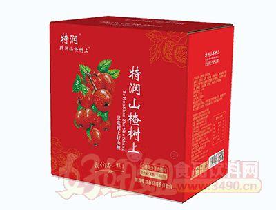 特润山楂树上山楂汁1.3L×6瓶