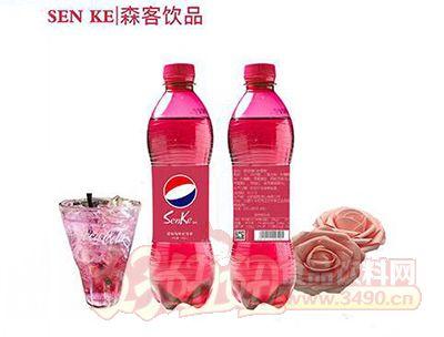 森客粉色可乐