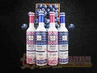 蓝莓利口酒