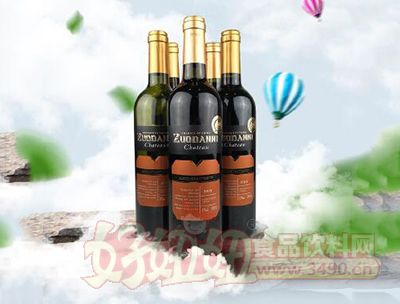 佐丹妮干红葡萄酒
