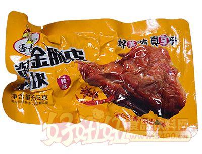 香吉祥香辣味黄金脆皮鸡块65g