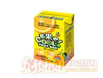 澄汁饮料250ML