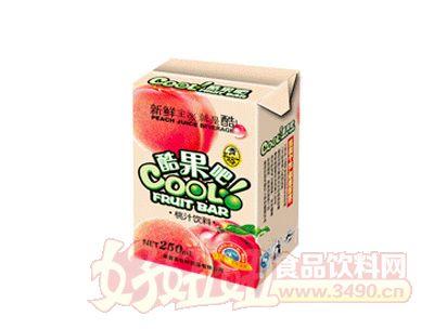 桃汁饮料250ML
