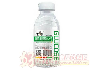 一世蜂泉葡萄糖蜂蜜补水液风味饮品450ml