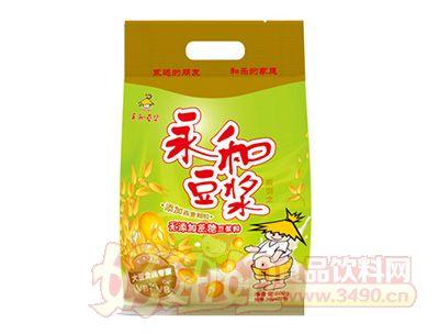 无添加蔗糖豆浆粉600克