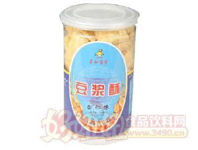 杏仁豆浆酥
