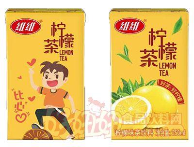 维维柠檬茶饮料250ml