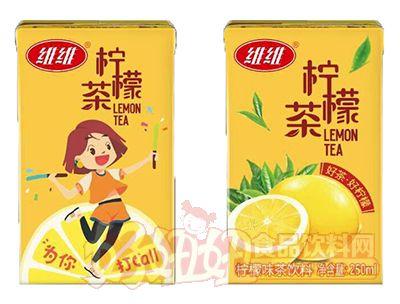 维维柠檬味茶饮料250ml