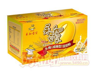 盒装多维(减糖)豆浆粉