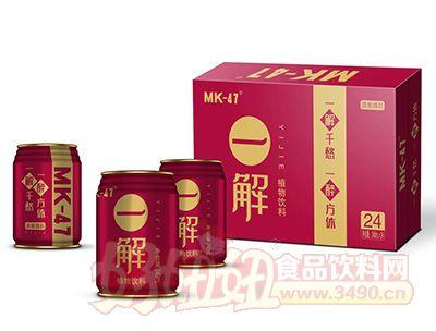 MK-47植物饮料240mlx24罐