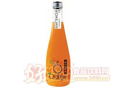 傣恋进口巴西橙汁饮料330ml
