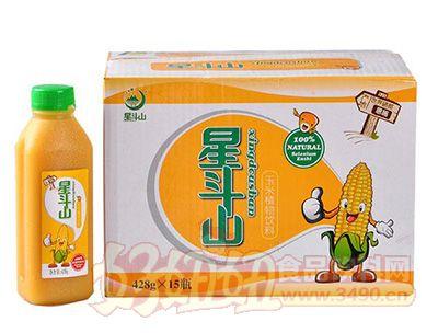 星斗山泉玉米汁428g