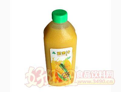 星斗玉米汁罐装