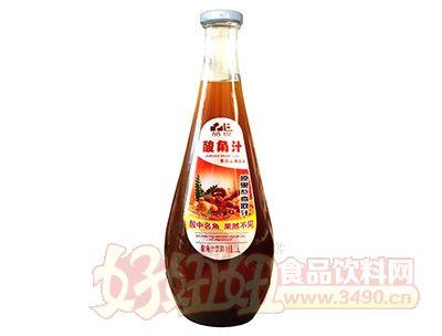 品世酸角汁饮料1.5l