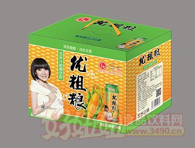 �R之果玉米汁粗�Z�品960mlx6罐