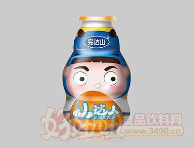 完达山小达人乳酸菌饮品(蓝)