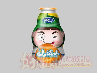 完达山小达人乳酸菌饮品(绿)