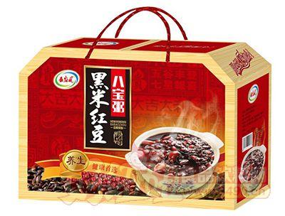 五谷风黑米红豆八宝粥礼盒