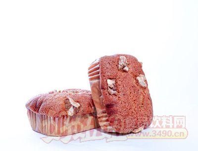 枣夹核桃枣糕