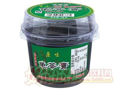 金海燕原味龟苓膏150g