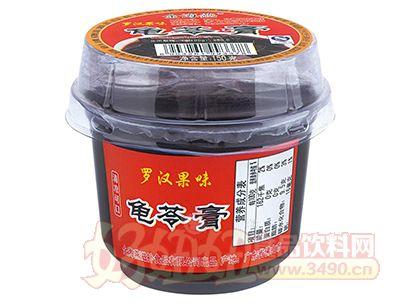 金海燕罗汉果味龟苓膏150g