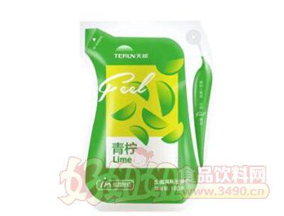 新疆天润浓缩酸奶网红酸奶青柠