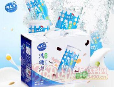 海南特产椰之乡椰奶清补凉椰汁12罐春夏饮品小吃整箱植物蛋白饮料