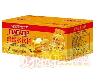 阿哈普蜂蜜水饮料450ml×15瓶