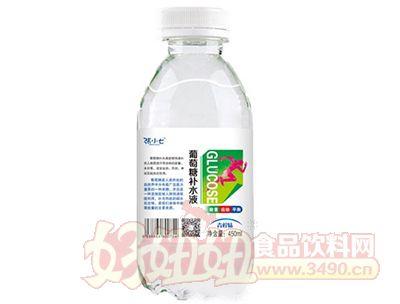 张小七葡萄补水液青柠味450ml