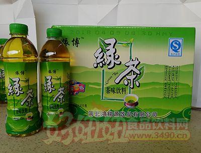 依博绿茶500mlX15