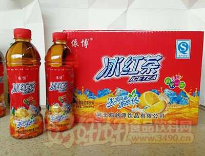 依博冰红茶500mlX15