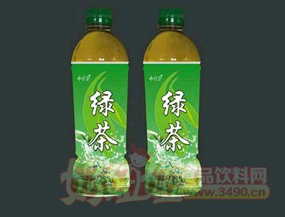 今生梦绿茶500ml