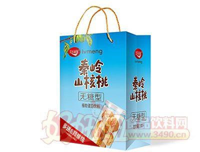 绿梦秦岭山核桃无糖型手提袋