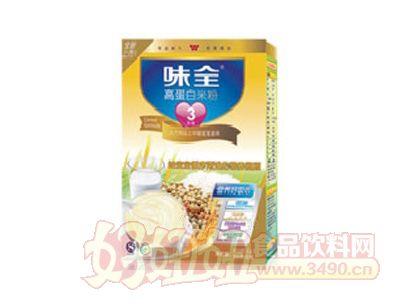 高蛋白米粉