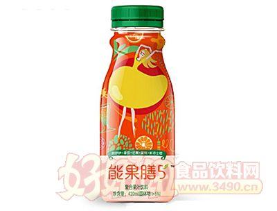 能果膳5复合果汁爱的供养