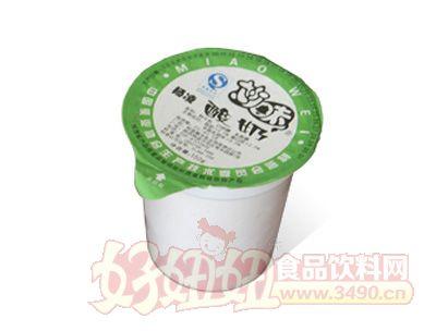 晨光-绿盖杯装酸奶