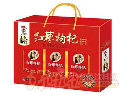 南方人家红枣枸杞蛋白质粉礼盒装