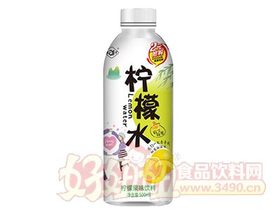 森宇柠檬水果味饮料500ml