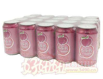 今有原水蜜桃果味碳酸饮料320ml×20罐
