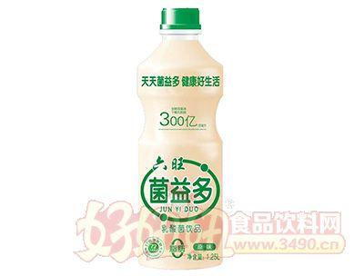 六旺菌益多乳酸菌饮品1.25l