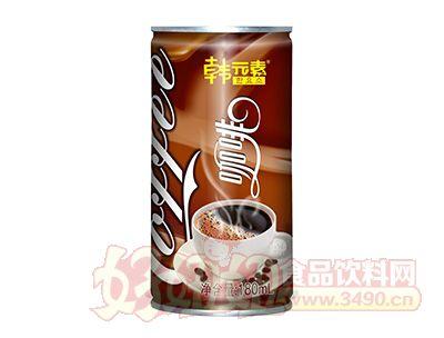 韩元素咖啡180ml