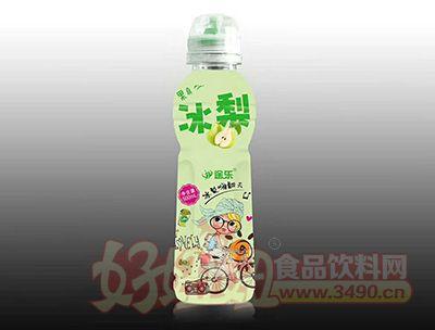 途乐冰梨果汁500ml