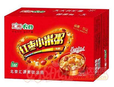 汇源红枣小米八宝粥礼盒