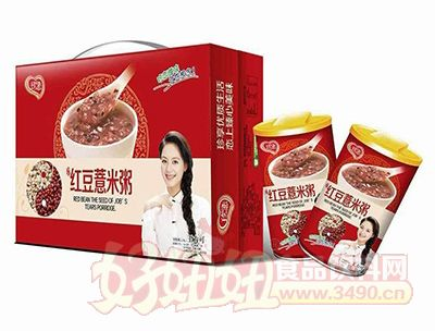 珍恋红豆薏米粥